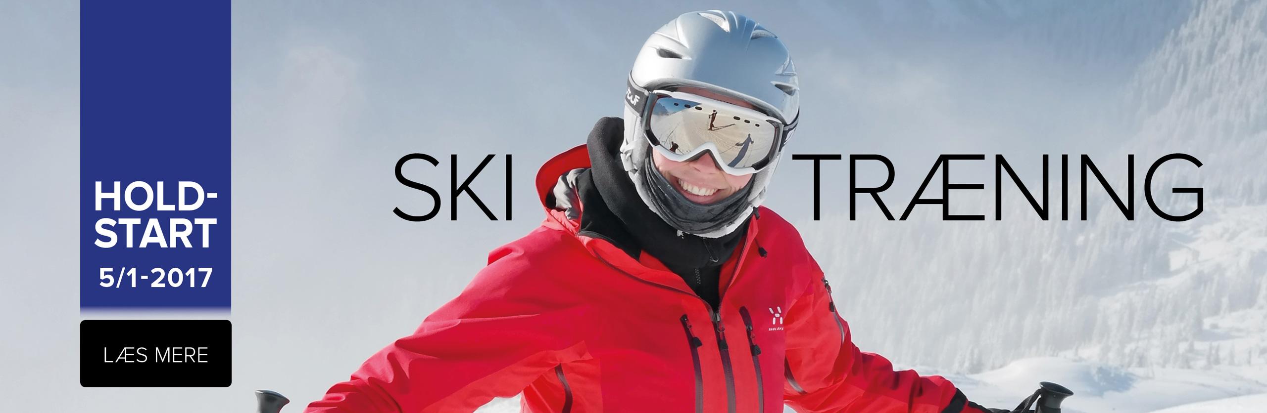 Skitræning