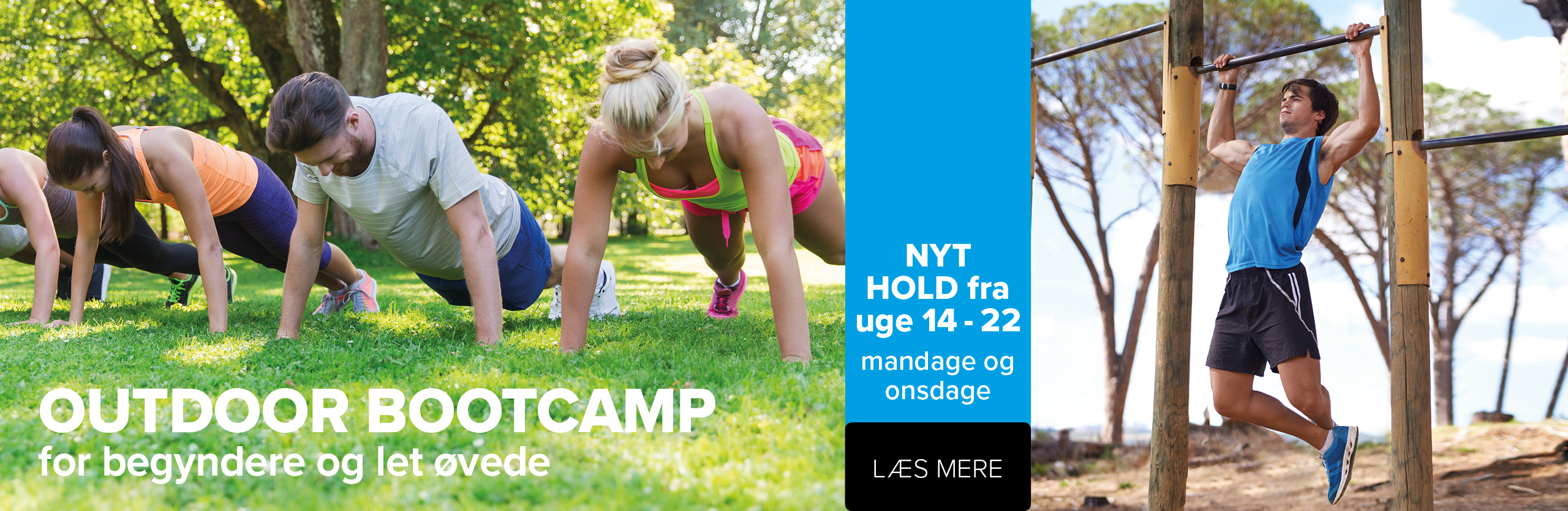 Outdoor bootcamp – NYT HOLD