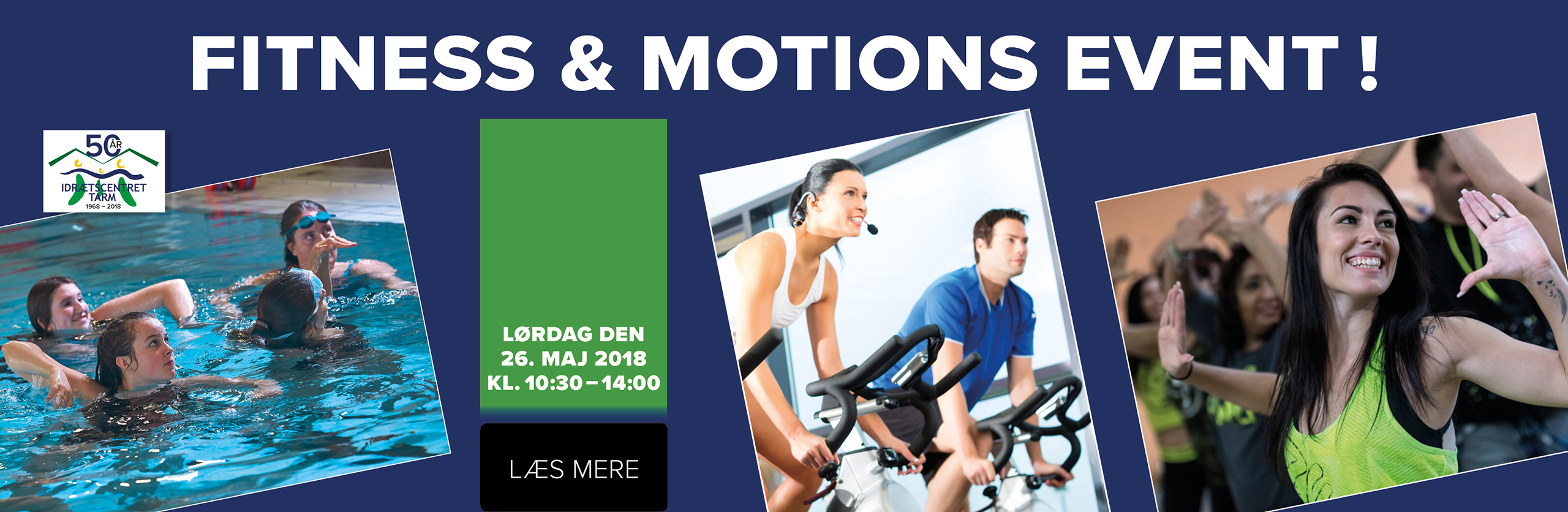 Fitness & motions event