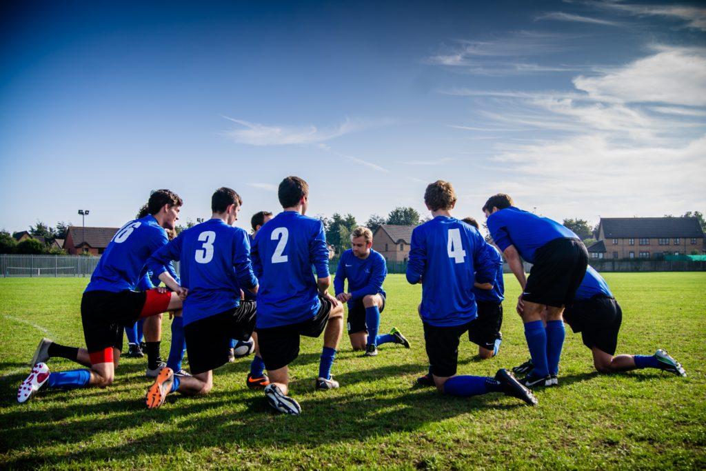 Fodbold for fællesskab