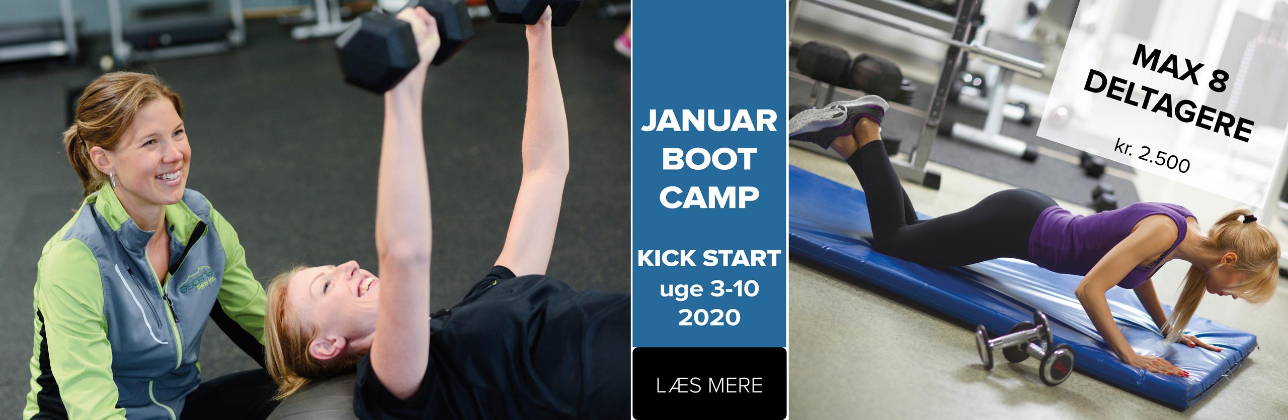 Januar boot camp