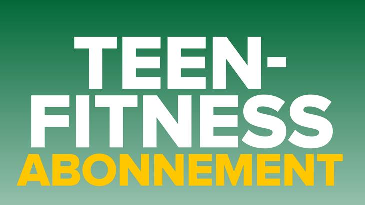 Teenfitness abonnement