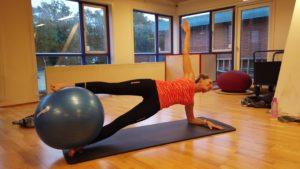 Holdtræning - Coretræning
