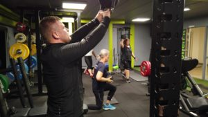 Holdtræning - Funktionel træning