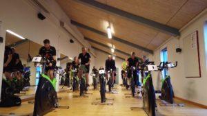 Holdtræning - Indoor cycling