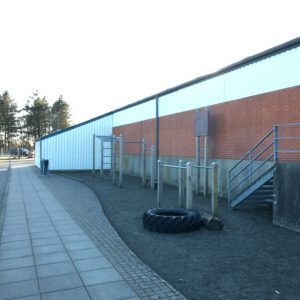 Udendørs faciliteter