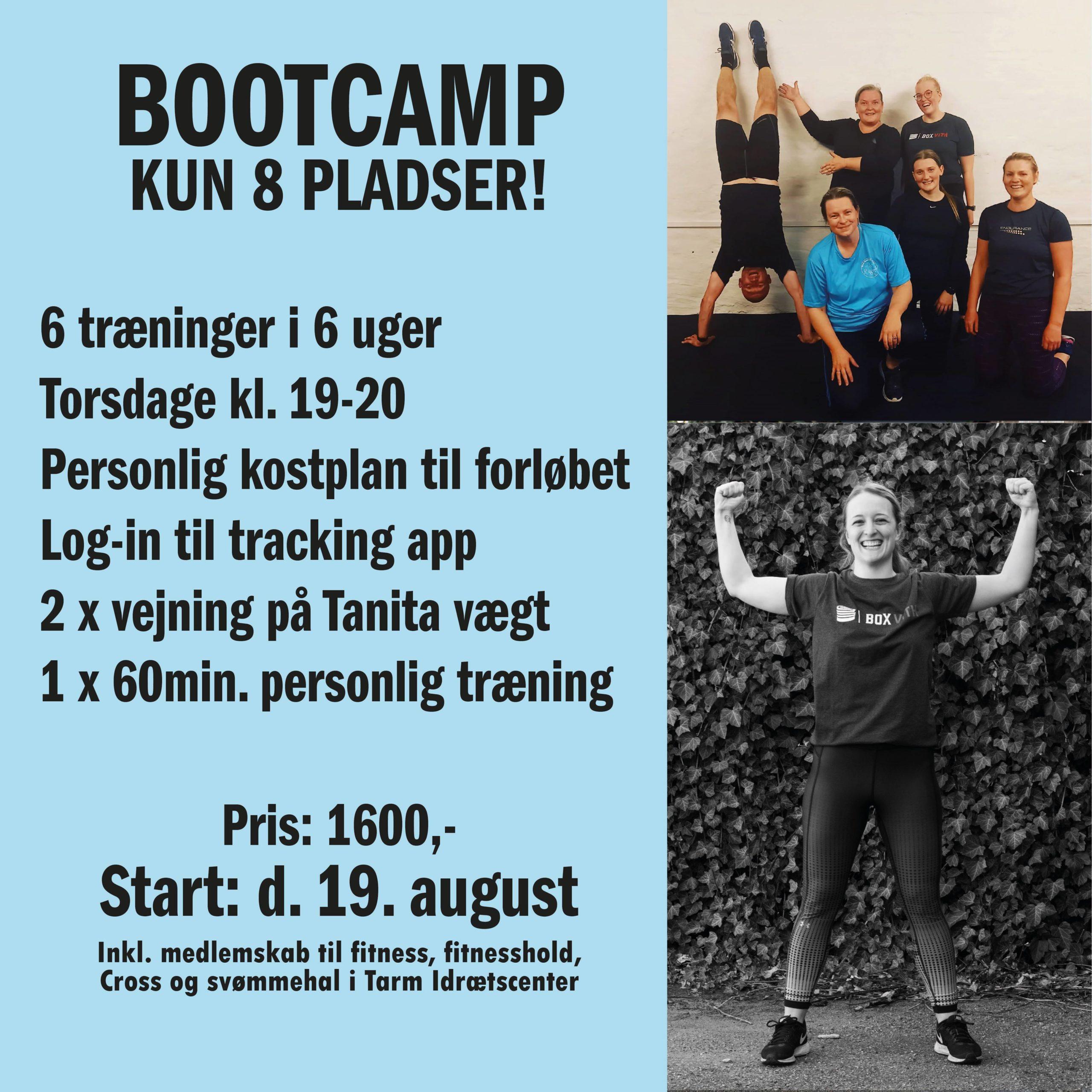 Bootcamp - Freja